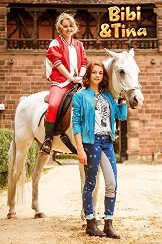 empireposter Bibi & Tina mit Sabrina - Blocksberg Film Poster Plakat Druck - Größe cm