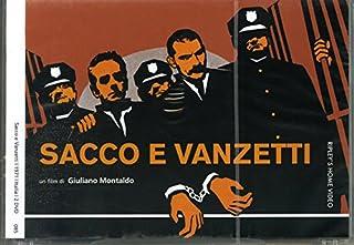 Dvd - Sacco E Vanzetti (1 DVD)
