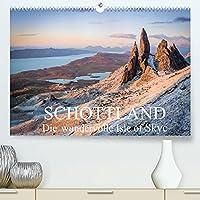Schottland - Die wundervolle Isle of Skye (Premium, hochwertiger DIN A2 Wandkalender 2022, Kunstdruck in Hochglanz): Faszinierende Landschaften in stimmungsvollem Licht (Monatskalender, 14 Seiten )
