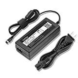 Yustda 4-Pin 12V AC/DC Adapter for 3M Touch Systems Microtouch M170 M 170 11-91371-117 17' Micro Touch Touchscreen LCD Monitor # ZF120A-1203500 ZF120A1203500 12VDC 3.5A -4A Switching Power Supply