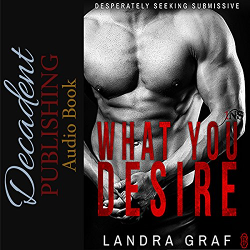 What You Desire audiobook cover art