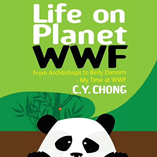 Life on Planet WWF audiobook cover art