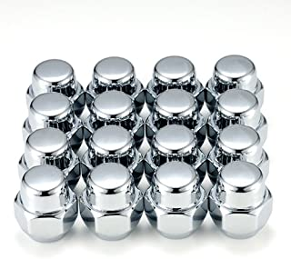 日産 DAYZ デイズ 『純正タイプ』アルミホイール用ナット クロームメッキ16個1台分