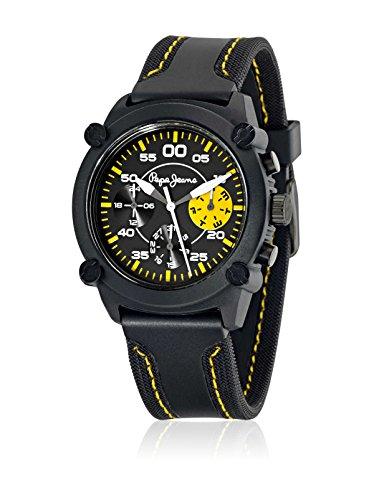 Pepe Jeans Reloj analogico para Hombre de Cuarzo con Correa en Caucho R2351108001