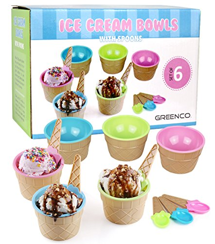 Opiniones de Copas para helado disponible en línea para comprar. 1