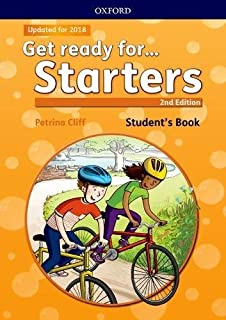 Get ready for... Starters: Student's Book with downloadable audio: Maximize chances of exam success with Get ready for...S...