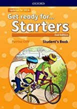 Permalink to Get ready for… starters. Student's book. Per la Scuola elementare. Con espansione online: Maximize chances of exam success with Get ready for…Starters, Movers and Flyers! PDF