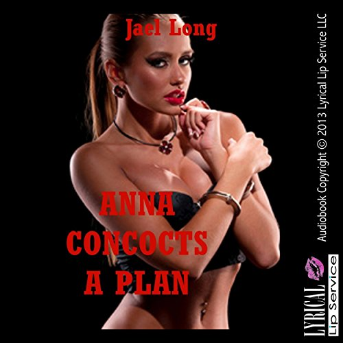 Anna Concocts a Plan audiobook cover art