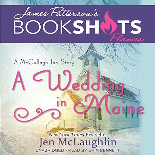 A Wedding in Maine audiobook cover art