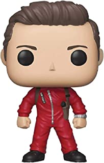 Funko Pop! Television: Money Heist-Berlin with Dali Mask, Action Figure - 34498
