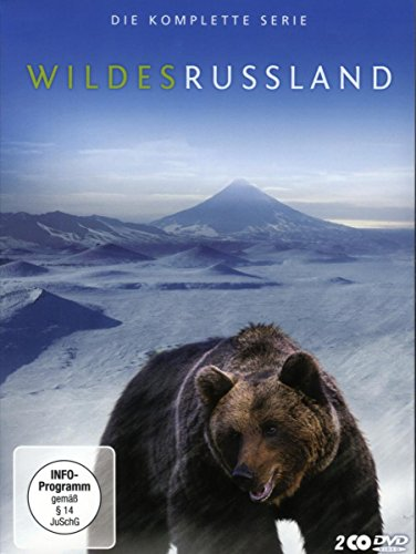 Wildes Russland [2 DVDs]
