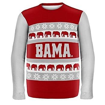Alabama One Too Many Ugly Sweater Double Extra Large