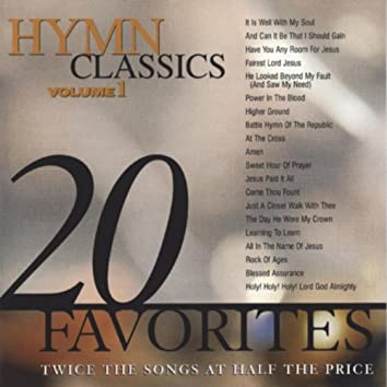 20 Hymn Classics Volume 1
