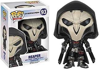 Overwatch Reaper Gabriel Reyes model figure