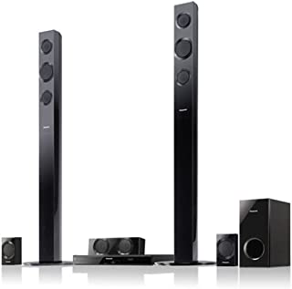 PANASONIC SCBTT196B 5.1 Ch Home Theater System with 3D Bl