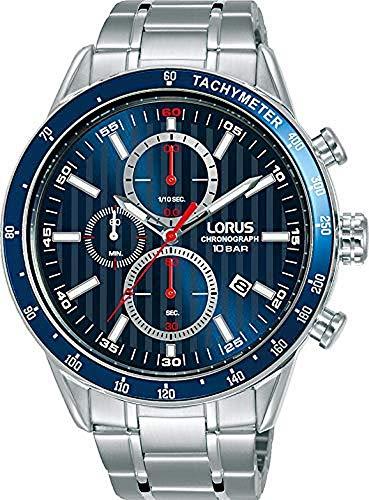 Lorus Reloj Analógico para Hombre de Cuarzo con Correa en Metal RM329GX9