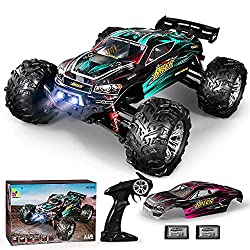 top rated MIEBELY RC Car 1:16 All Terrain 4×4 with remote control for adults and children, 40 + km / h… 2021