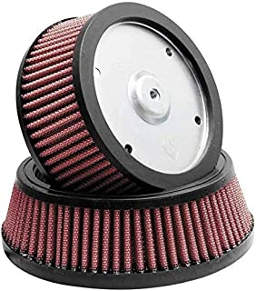 Arlen Ness Replacement Red Stage 1 Air Filter for 18-498/ DS-288882; Description: Replacement Stage 1 Air Filter for Arlen Ness 18/498/ DS-288882 only on 1999-2001 Harley FLHTI/ FLHRI
