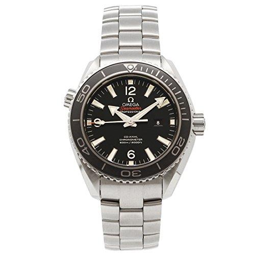 [オメガ] 腕時計 レディース OMEGA 232.30.38.20.01.001 シルバー ブラック [並行輸入品]