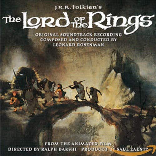 The Lord Of The Rings (Aragorn Ballroom Orch.)