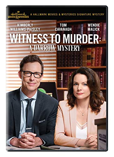 Witness to Murder: A Darrow Mystery