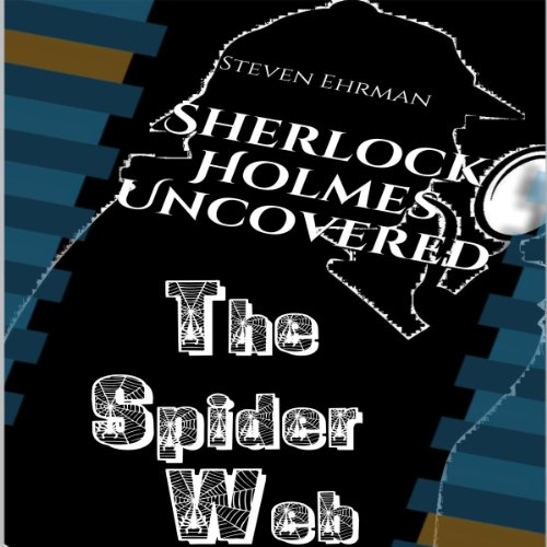 The Spider Web audiobook cover art