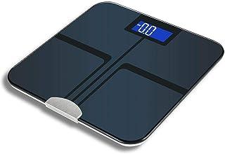 JINHH Báscula de baño Digital Báscula de baño Digital, Báscula de pesaje, Báscula de baño Multifuncional Digital Inteligente, Báscula electrónica Familiar, 180 kg