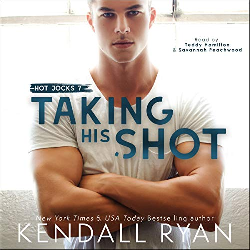 Taking His Shot audiobook cover art