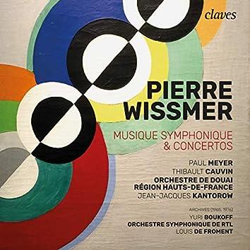 Pierre Wissmer: Musique Symphonique & Concertos