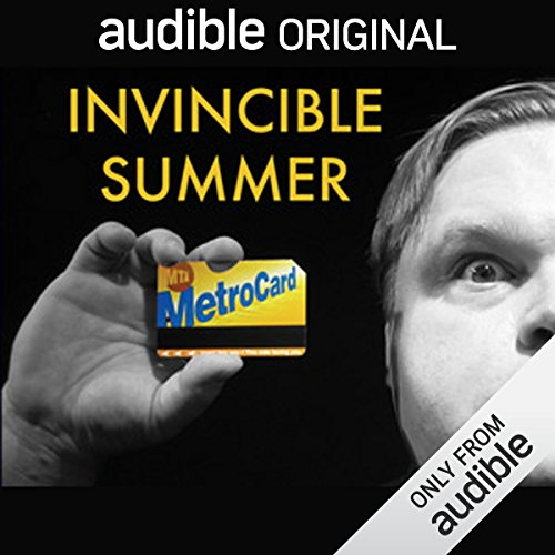 Invincible Summer cover art