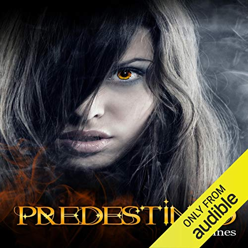 Predestined audiobook cover art