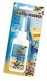 folia 55021 - Universal Bastelkleber transparent, 80 ml, starker Halt, sauberes Arbeiten