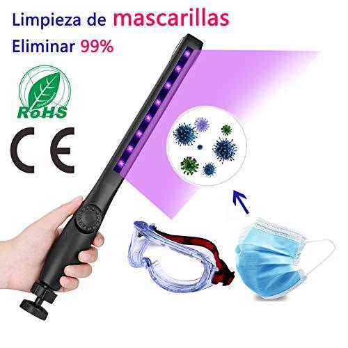 10W Luz Lámpara UV/UVC