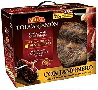 Argal, Jamón (Curado, Con jamonero), 3750 gr