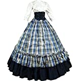 I-Youth Womens Victorian Gothic Queen Lolita Dress...