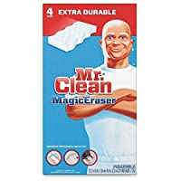 Mr。Clean Magic Eraser Extra Power、31/ 2x 5、厚さ1cm、ホワイト( pgc82038)カテゴリ:すべての目的Cleaners
