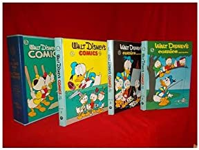 The Carl Barks Library of Walt Disneys Donald Duck, 1954-1959 - Walt Disneys Comics and Stories 167-229 (Set 9 of 10 Boxed Sets)
