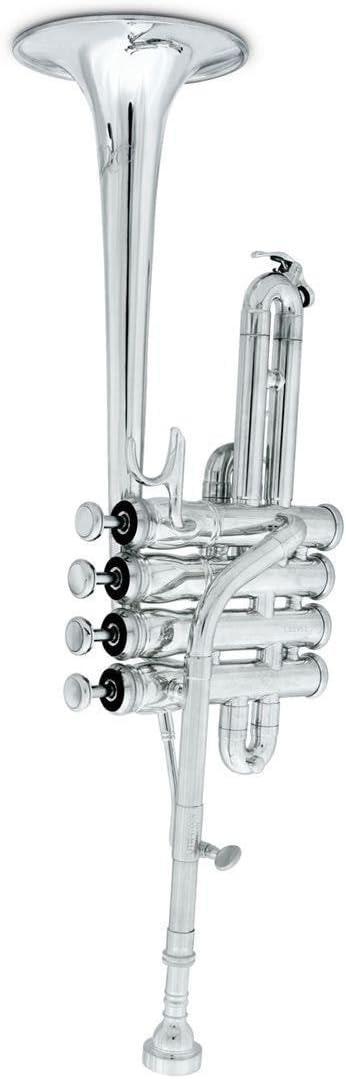 Jupiter XO Model 1624RS-R Professional C Trumpet ROSE BRASS BELL OPEN BOX