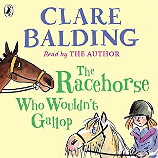The Racehorse Who Wouldn't Gallop cover art