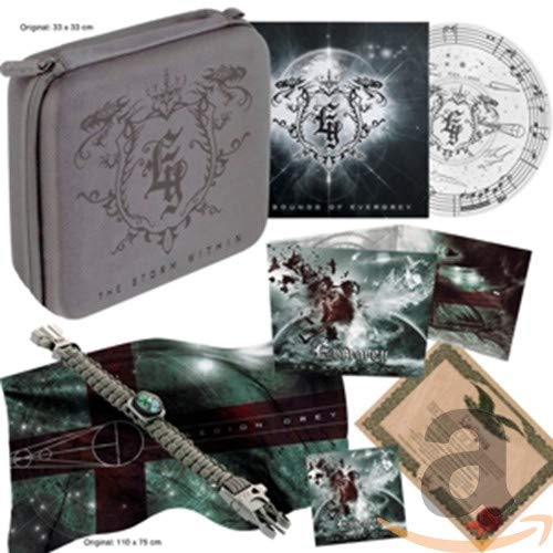 The Storm Within (Box Cd Digipack+Lp+Bandiera,Braccialetto...)