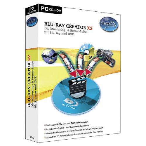 creetix - Blu-ray Creator X2