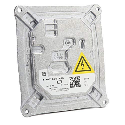Ersatz-Xenon-HID-Vorschaltgerät für Scheinwerfer, Steuereinheit 1 307 329 153 und 1 307 329 193, D1S Vorschaltgerät HID Xenon-Steuerungsmodul.