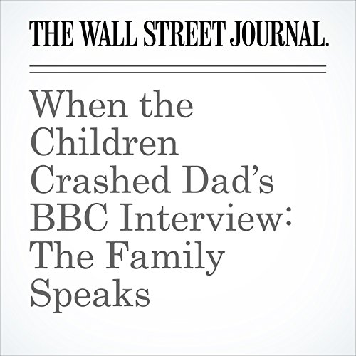 When the Children Crashed Dad's BBC Interview: The Family Speaks copertina