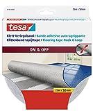 tesa Klett-Verlegeband für Teppiche, 25m x 50mm