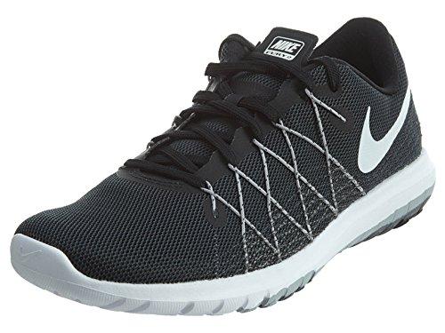 Nike Women's Flex Fury 2 Running Shoe (5 M US, Black/Wolf Grey/White)