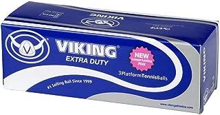 Viking Extra Duty Platform Tennis Balls (Sleeve of 3) (Pink)
