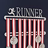 <span class='highlight'><span class='highlight'>OumuEle</span></span> Running medal display double hanger