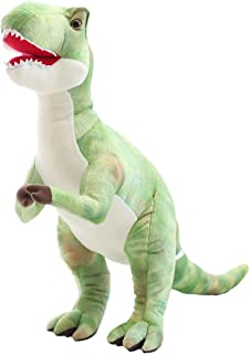 Levenkeness Large T-Rex Plush,Giant Tyrannosaurus Rex Dinosaur Stuffed Animal Toys Gifts for Kids,Christmas 23.6""
