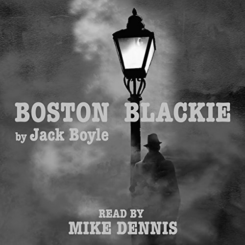 Boston Blackie cover art