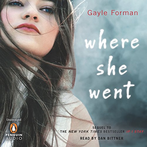 Page de couverture de Where She Went